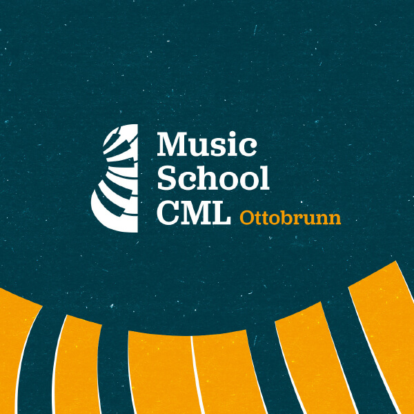 Musicschool CML Marke & Website
